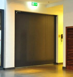 Steel Door Designs designer stainless steel door Indoor Door Sliding Steel Fire Rated