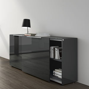 Wall-mounted filing cabinet - All architecture and design ...