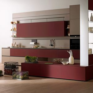 Laminate kitchen - All architecture and design manufacturers - Videos