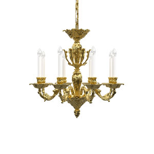 Brass chandelier all architecture and design manufacturers videos traditional chandelier brass nickel aloadofball Images