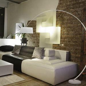 Original Design Light Column Aluminum Halogen Indoor