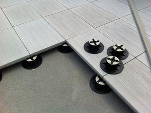 Concrete Raised Access Floor / Water Repellent / Outdoor