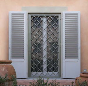 removable security grill / for doors / for windows & Door security grill - All architecture and design manufacturers ... Pezcame.Com