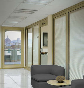 Captivating Pleated Blinds / Fabric / Metal / Commercial