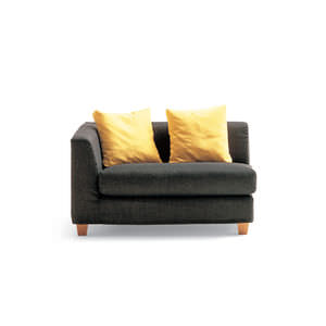 Contemporary Armchair / Fabric / Bed / Modular