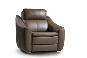 contemporary armchair / leather / reclining / with headrest  sc 1 st  ArchiExpo & Reclining armchair La-z-boy - All architecture and design ... islam-shia.org