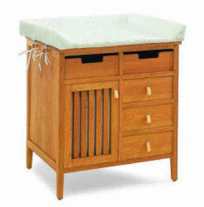 Wooden Changing Table / Free Standing
