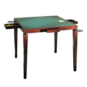 Superb Contemporary Bridge Table