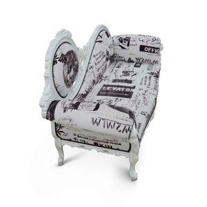 New Baroque Design Sofa / Fabric / 2 Person / Multi Color