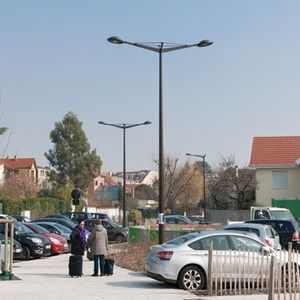 Urban lamp posts, Street lights - All architecture and design ...
