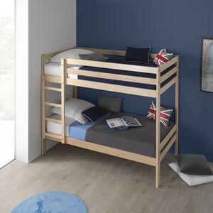 Bunk Bed / Loft / Single / Contemporary