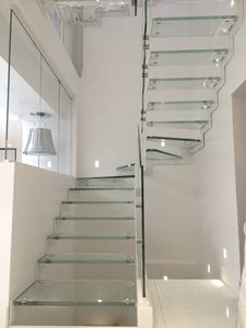 Metal Frame Staircase All Architecture And Design Manufacturers
