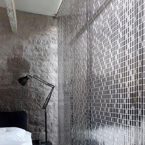 Geometric Curtain / Metal / Stainless Steel