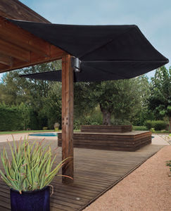 Wall Mounted Patio Umbrella All Architecture And Design