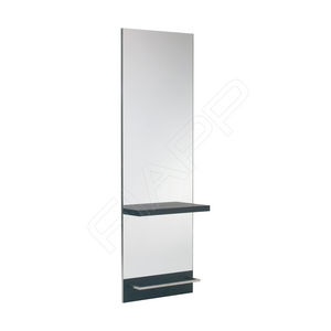 Contemporary Dressing Table / Stainless Steel / Laminate / Aluminum