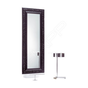 Contemporary Dressing Table Laminate Wall Mounted For Hairdressers