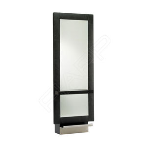 Contemporary Dressing Table Stainless Steel Laminate Wall Mounted