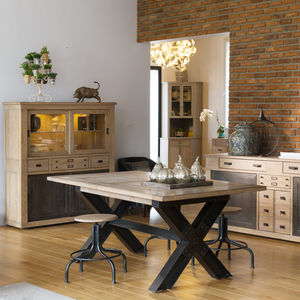 Metal table - All architecture and design manufacturers - Videos ...