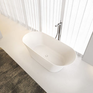 bathtub oval solid surface