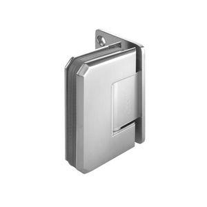 Glass Door Hinge Shower Stainless Steel OSHCP OZONE - Commercial bathroom door hinges