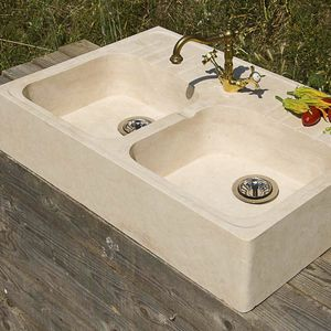 Natural stone kitchen sink Green stone sink All architecture