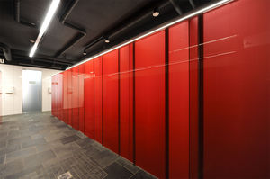 Bathroom Partitions Nz sanitary partition - all architecture and design manufacturers