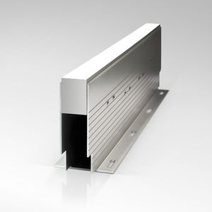 recessed floor light fixture / LED / linear / outdoor & Grupo MCI: Lighting - ArchiExpo
