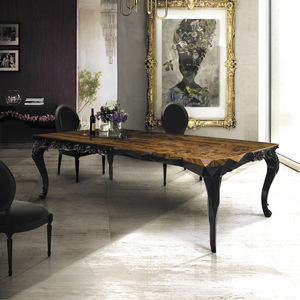 New Baroque table - All architecture and design manufacturers - Videos