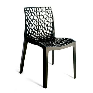 Contemporary Chair / Polypropylene / Polycarbonate
