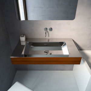 Stainless Steel Vanity Top All Architecture And Design Manufacturers Bathroom