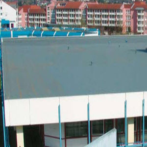 PMMA Waterproofing Membrane / Flat Roof / Liquid