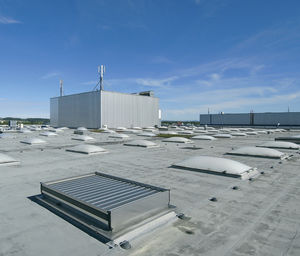 PMMA Waterproofing Membrane / Flat Roof / For Balconies / For Parking Lots