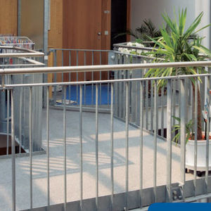 PMMA Waterproofing Membrane / For Roofs / For Balconies / For Parking Lots
