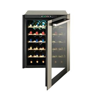 residential wine cabinet builtin metal