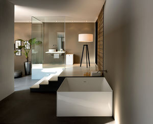 Square bathtub All architecture and design manufacturers Videos
