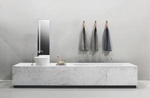 Corian® Bathtub / Marble / Wooden / Glass