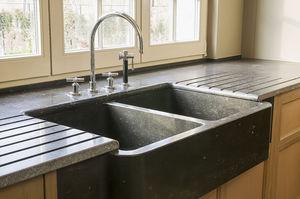 2 Bowl Kitchen Sink Marble