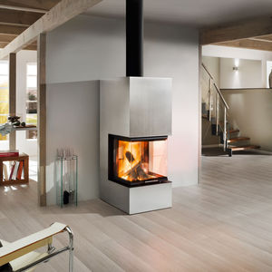 Kamin Modern Design metal heating stove all architecture and design manufacturers