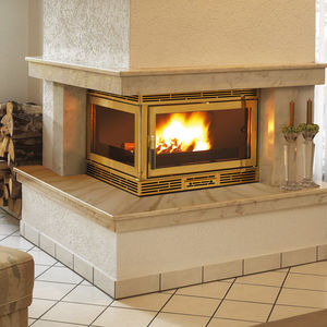 Corner Fireplace Insert All Architecture And Design Manufacturers