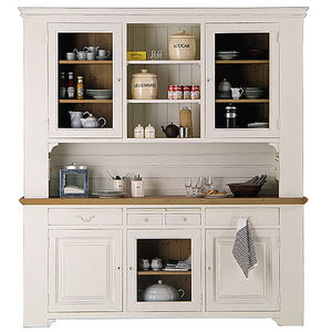 traditional china cabinet wooden