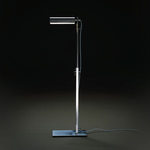 Floor Standing Lamp / Contemporary / Metal / Orientable