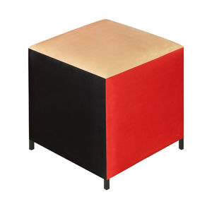 Contemporary Pouf / Fabric