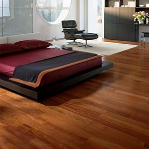 Engineered Parquet Flooring / Glued / Floating / Jatoba