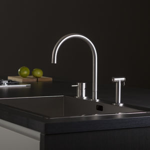 Kitchen mixer tap - All architecture and design manufacturers - Videos