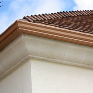 roof cornice / concrete / prefab / outdoor & Roof cornice - All architecture and design manufacturers memphite.com