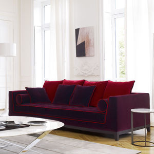 Design polstermöbel  2-seater sofa - All architecture and design manufacturers - Videos