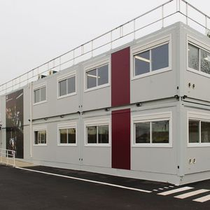 prefab office space. Prefab Building / Modular For Offices Galvanized Steel Office Space A