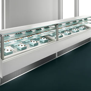Refrigerated ice cream display case - All architecture and design ...