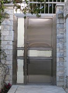Stainless Steel Garden Gate