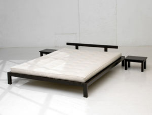 tatami bed double wooden - Tatami Bed